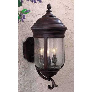 "Amherst - 22"" Three Light Outdoor Wall Mount"