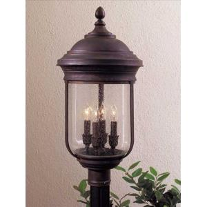 Amherst - Four Light Outdoor Post Mount