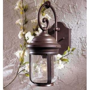 "Amherst - 16.75"" One Light Outdoor Wall Mount"