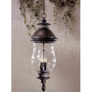 Newport - Four Light Outdoor Chain Hung Lantern