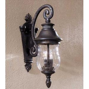 "Newport - 19.5"" Two Light Outdoor Wall Mount"