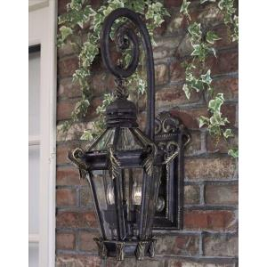 Stratford Hall - Two Light Outdoor Wall Mount