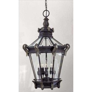 Stratford Hall - Five Light Outdoor Chain Hung Lantern