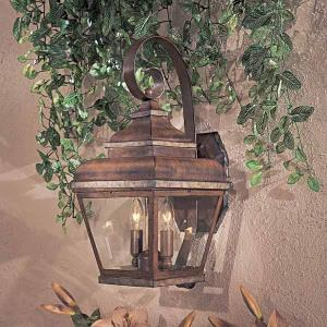 Mossoro - Two Light Outdoor Wall Mount