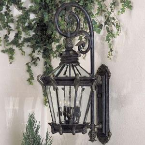 Stratford Hall - Five Light Outdoor Wall Mount