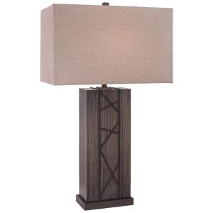 "30.75"" One Light Table Lamp"