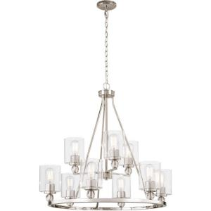 Studio 5 - Nine Light 2-Tier Chandelier