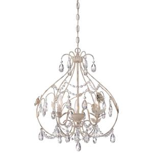 "17.75"" Three Light Mini Chandelier"