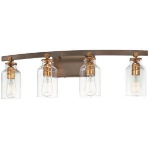 Morrow - Four Light Bath Vanity