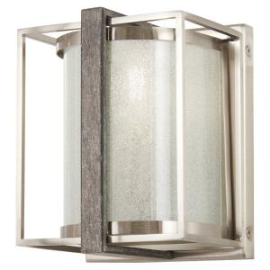 Tyson's Gate - 1 Light Wall Sconce in Transitional Style - 7 inches tall by 5.5 inches wide