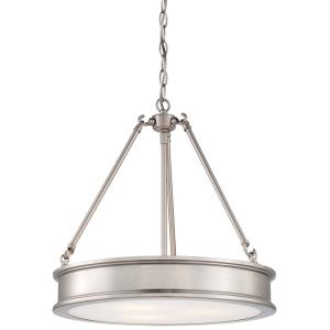 Harbour Point - Three Light Pendant