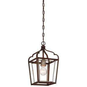 Astrapia - One Light Mini Pendant