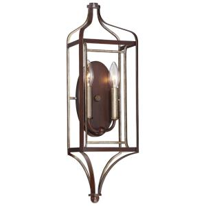 Astrapia - Two Light Wall Sconce