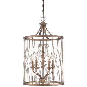 West Liberty - Five Light Pendant