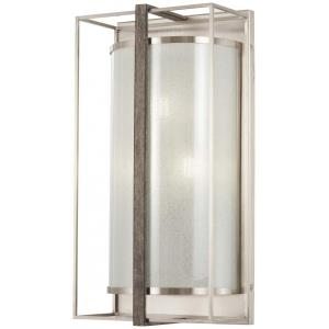 Tyson's Gate - 3 Light Wall Sconce in Transitional Style - 18 inches tall by 9 inches wide
