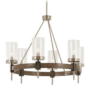 Bridlewood - Six Light Chandelier