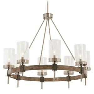 Bridlewood - Eight Light Chandelier