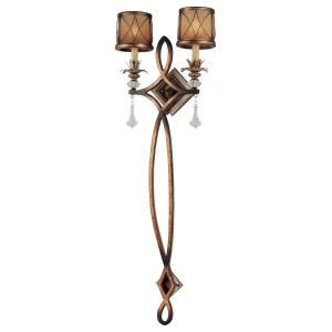 Aston Court - Two Light Pin-Up Wall Sconce
