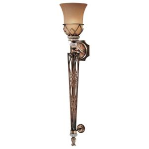 Aston Court - 36 Inch One Light Wall Sconce