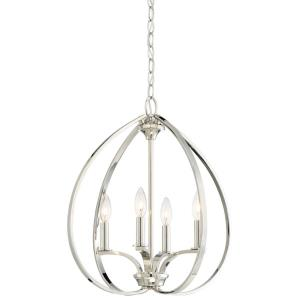Tilbury - Four Light Pendant