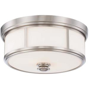 Five Light Flush Mount