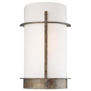 "Compositions - 12.25"" One Light Wall Sconce"