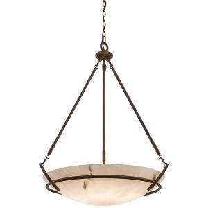 Calavera - Five Light Pendant
