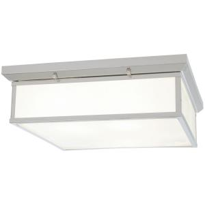 20 Inch 30W 1 LED Square Flush Mount