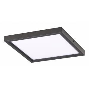 11 Inch 20W 1 LED Square Flush Mount