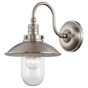 Downtown Edison - One Light Wall Sconce