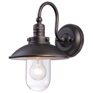 Downtown Edison - One Light Outdoor Wall Lantern