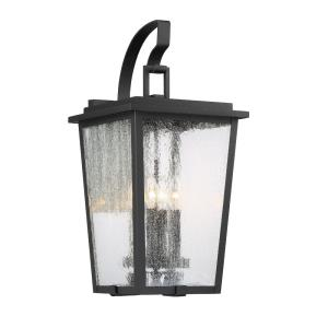 Cantebury - Outdoor Wall Lantern Approved for Wet Locations in Transitional Style - 23 inches tall by 11.25 inches wide