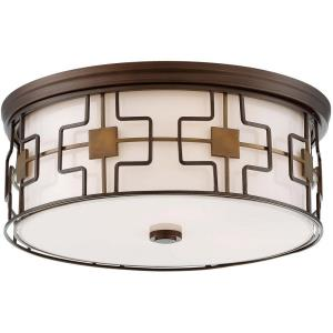 16 Inch 32W 1 LED Flush Mount