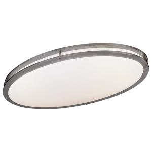 "32.5"" Two Light Flush Mount"
