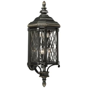 Bexley Manor - Six Light Outdoor Wall Lantern