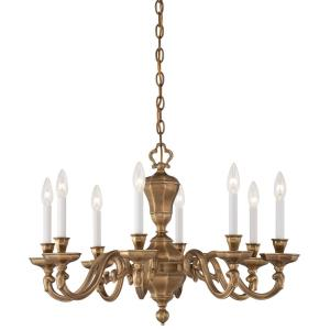 Casoria - Eight Light Chandelier