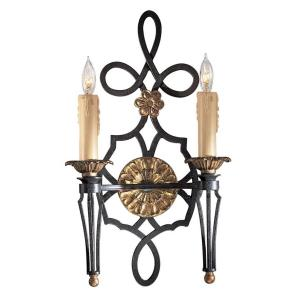 Montparnasse - Two Light Wall Sconce
