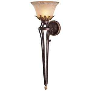 "Zaragoza - 35"" One Light Wall Sconce"