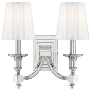 Continental Classics - Two Light Wall Sconce