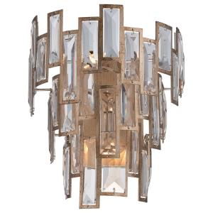 Bel Mondo - Three Light Wall Sconce