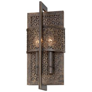 Ajourer - Two Light Wall Sconce