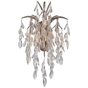 Bella Flora - Three Light Wall Sconce
