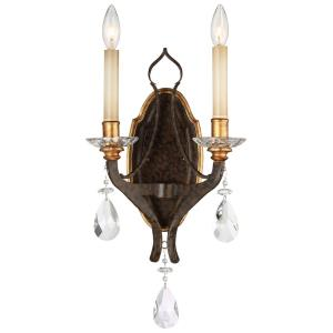 Chateau Nobles - Two Light Wall Sconce