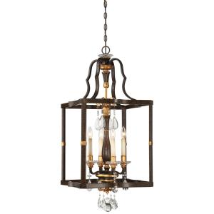 Chateau Nobles - Four Light Pendant