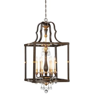Chateau Nobles - Six Light Pendant
