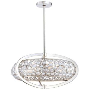 Magique - Eight Light Drum Pendant