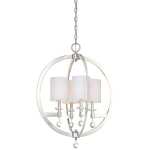 "Chadbourne - 29.5"" Four Light Pendant"