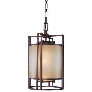 "Underscore - 20"" Three Light Pendant"