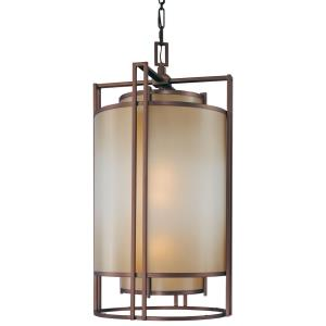 Underscore - Three Light Pendant
