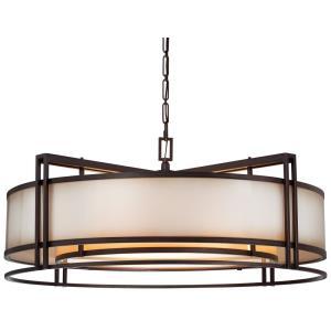 Underscore - Five Light Pendant